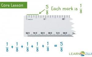 fraction add sum